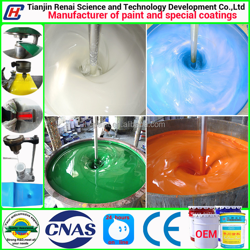 Hort exported glass flake epoxy paint