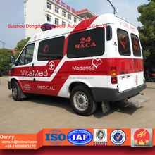 JMC Foton ambulance car for sale