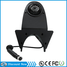 DC 24V OEM design bus/truck hidden camera for parking reversing aids with night vision and parking line