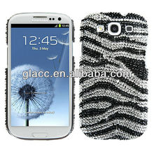 2013 New arrive fit for Samsung galaxy s3/S III/I9300, phone case cover leopard hard case for samsung galaxy s3