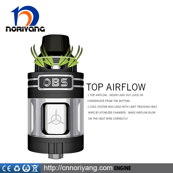 OBS Frost Wyrm Atomizer RDTA / OBS Cheetah RDA / OBS Engine RTA from Noriyang