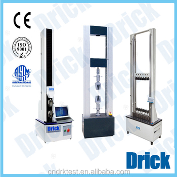 Metal tensile strength testing machine DRK 101B