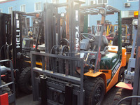 Used 3ton Japanese TCM forklift FD30, second hand 3ton TCM forklift for sale, old TCM forklift 3 ton, hot!!!