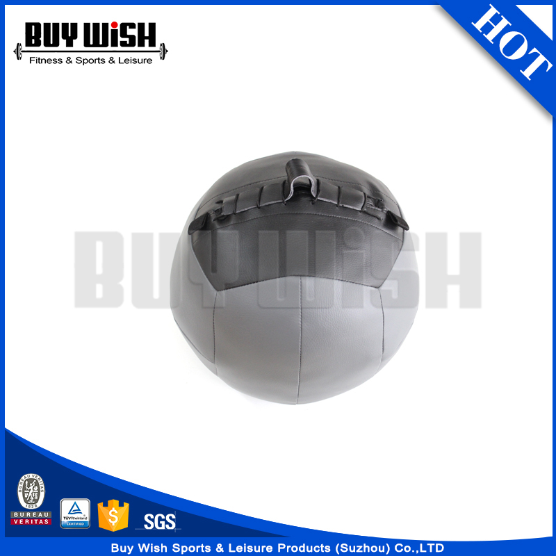 Latest Desirable Fitness Double Handle Medicine Ball