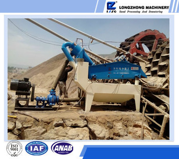 0.1mm fine sand recycling system export to Indonesia