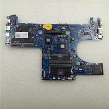 For Dell Latitude E6220 Motherboard with I7-2640M 6050A2428801 56J4D