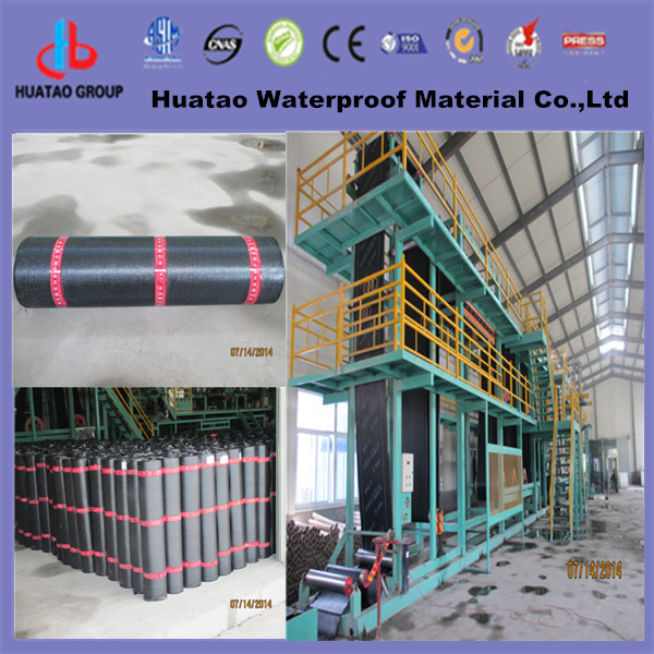 Building asphalt based construction waterproof tar paper