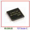 M3-2300LQG 3.3V electronic Triple Track F2F Decoder ic components