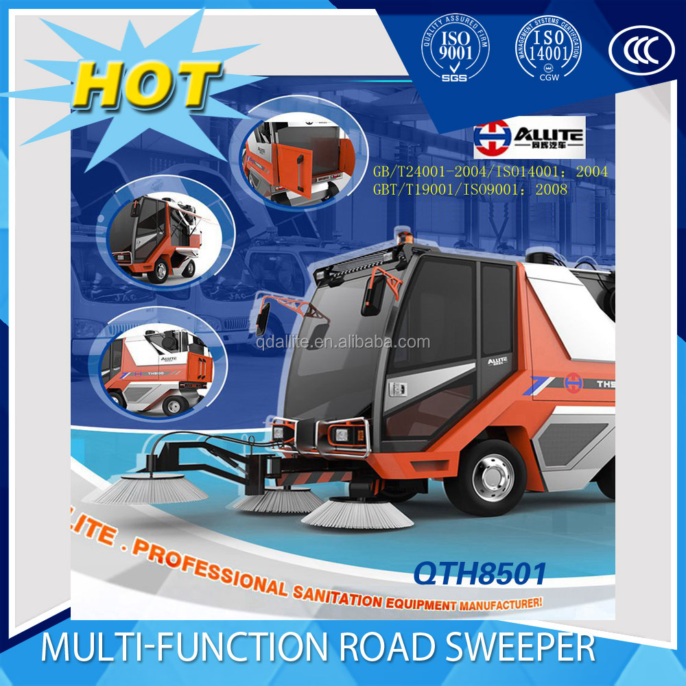 HOT SALE with CE certificate small floor sweeper