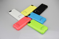 China Factory Many Models for iPhone Battery Pack Case 5 5S 5C 6 6 Plus etc PayPal
