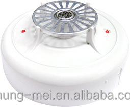 Fire Alarm System conventional Fixed Temperature Heat Detector