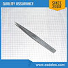 ESD stainless steel Eyebrow Tweezer - accpet OEM order several color to choose