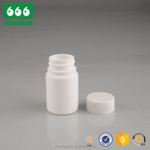 medical container with lid 10ml small plastic bottle screw cap 100ml hdpe china supplier