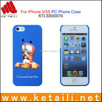 Wholesale plastic phone cover cellphone accessories for iphone 5 made in China