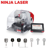 Ninja Laser: Automatic Key Cutting Machine
