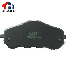 China factory supply disc brake pads car rear brakes backing plate