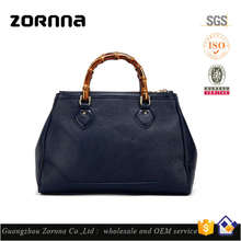 Wholesale Authentic Designer Fashion Ladies Western Style Leather Handbag with Cheap Price from China