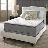 hot selling natural comfort king size zoned spring mattress