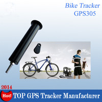 bycicle tracker gps 305 , hidden gps bicycle tracking device with free Android app & Web server