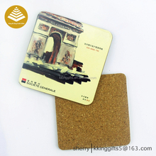 Promotion producer price customized company brand mdf coaster/sandstone coaster