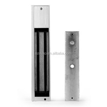 High quality and security 230kg 600lbs single doors electric magnetic lock for access control