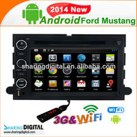 FOD-7301GDA for Ford Mustang/Expedition/Fusion Android GPS navigation system Car DVD player