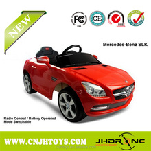 Xinghui RC Battery Operated Electric Luxury Mercedes Benz Licensed Kids Ride On Toy Car