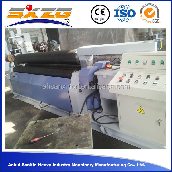 plate rolling machine specifications