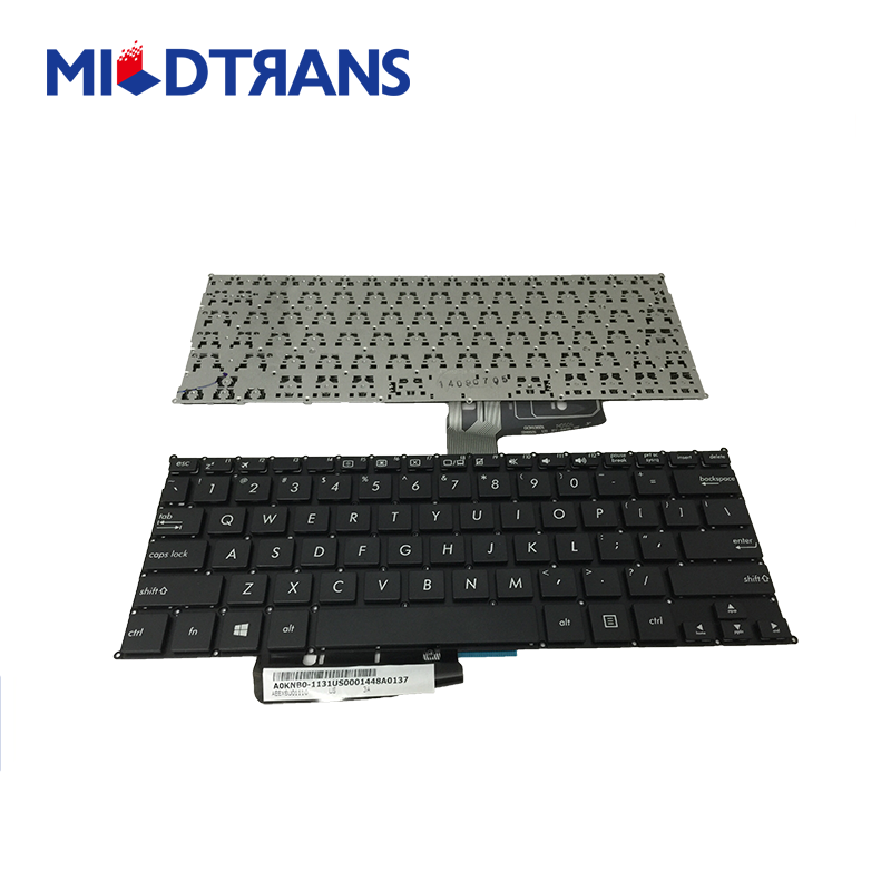 100% Original Brand New laptop backlit Keyboard for ASUS X200CA US notebook in