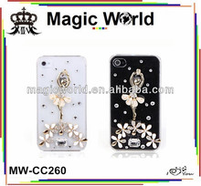 crystal case for galaxy s4 mini,for samsung galaxy s4 cover