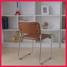 wholesale price metal material without wheels wire chair