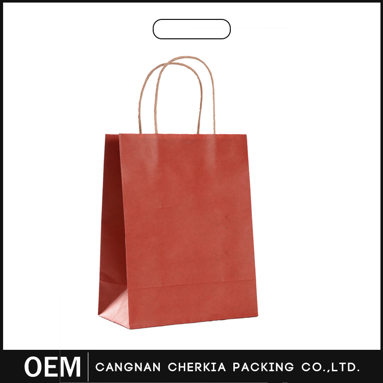 New products tote eco friendly promotional shopping creative paper bag