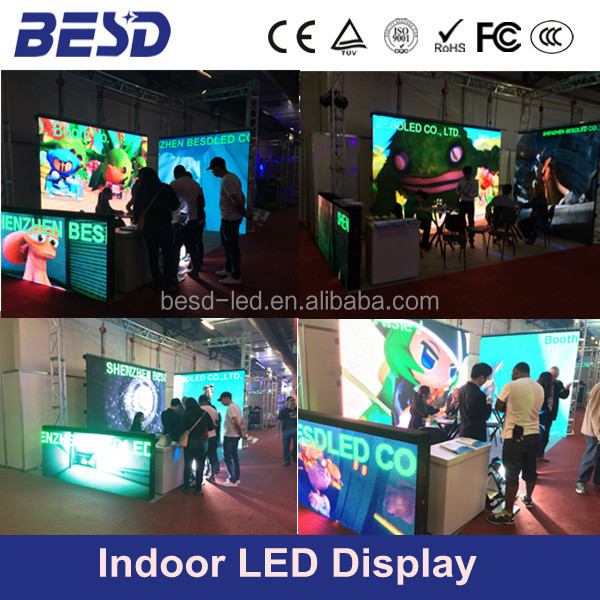 Indoor Stage background P4,P5,P6,P7.62,P10 LED video curtain, super slim hanging led display screen