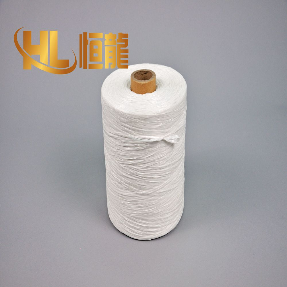 2017 Good vendor white caco3 filler yarn for cable