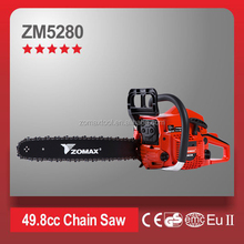 On sale Zomax gasoline chainsaw 52cc lowes electric chainsaws