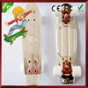 New 22 Inch CE/EN13613 plastic skateboard for sale/fish skateboard