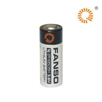 Fanso Battery Lithium Primary ER18505H 3.6V Lisocl2 Bobbin Type Batteries Lithium Thionyl Chloride Battery