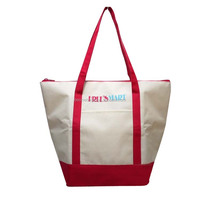 Cheap Stock Price Alibaba China Popular Family Shopping Tote Bag