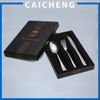 Black Packaing Box for Tablewares/ Knife/Fork/Spoon