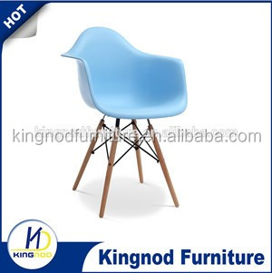 C-438 c-438 new design molded plastic side dining chair eiffel dowel leg PLASTIC CHAIR