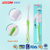 Wholesale Tapered soft bristle Adult Toothbrush