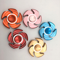 Hot selling New Carry Finger Toy Sprinner fidget toy Mix color Cheap Hand Spinner