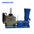 China manufacture large capacity animal food pellet making machine