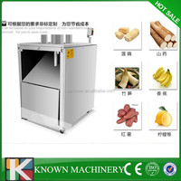 Multifunctional chinese vegetable and fruit apple banana potato cutting machine/cutter