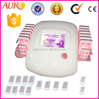 Au-66 Best price ilipolaser / i-lipo laser machine / i lipo machine for home use
