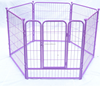 60cm 70cm 80cm 90cm folding metal dog pen , dog fence , wire mesh fencing dog kennel