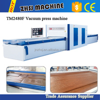 Economic Model Manual Operation Vacuum Press Machine for PVC Laminating