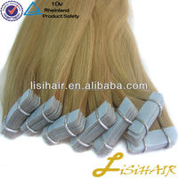 Alibaba Express New Design Private Label Brand Name Indian Remy Tape Hair Extension