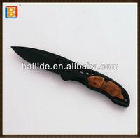 2017 High Quality Damascus Blackening Steel Hunting Pocket Survival Knife Blade Blanks