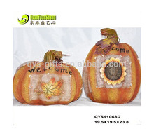 Wholesale carving resin craft pumpkins